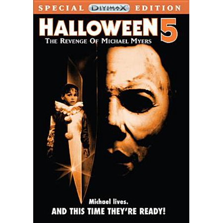 Halloween 5: The Revenge Of Michael Myers (DVD) - Famous Couples From Movies For Halloween