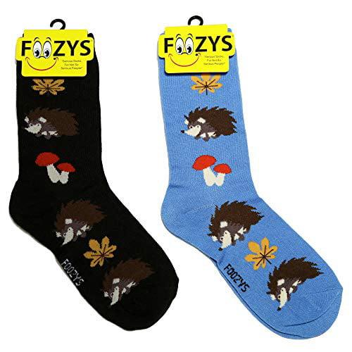 Ramen Women Novelty Socks Foozys Women/'s Crew Socks 2 Pairs Included in Two Colors