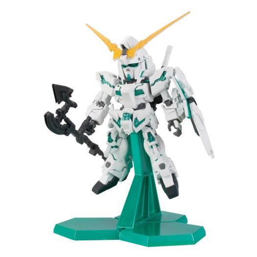 UC Unicorn Gundam Destroy DX Mode Figure by