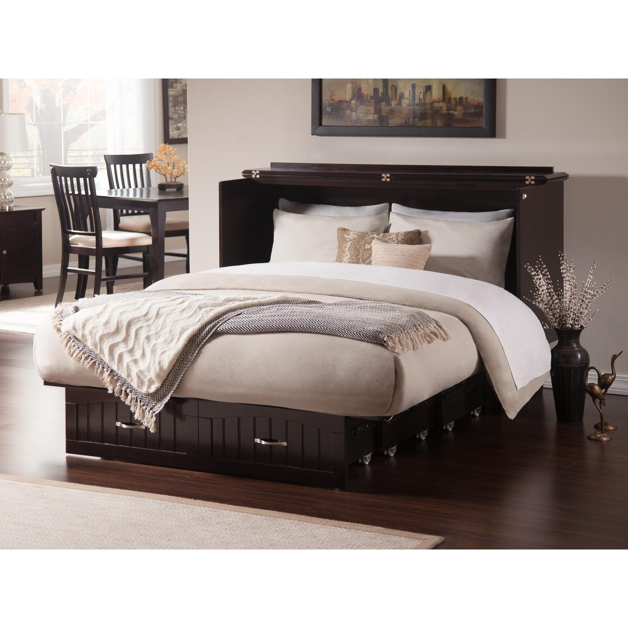 Nantucket Queen Murphy Bed