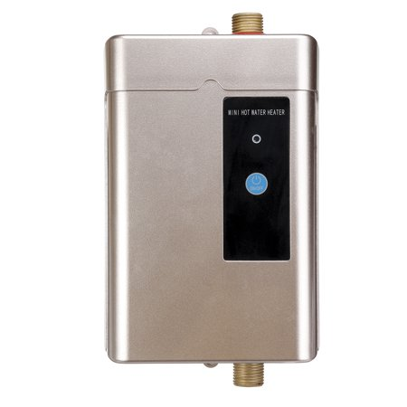 Electric Tankless Instant Hot Mini Water Heater