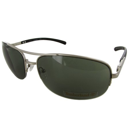 Timberland Mens TB7113 Rimless Fashion Sunglasses