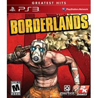 Borderlands, Take 2, PlayStation 3, 710425373282