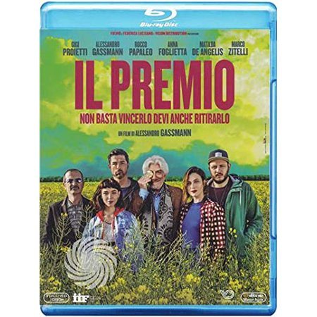 The Prize (2017) ( Il premio ) [ NON-USA FORMAT, Blu-Ray, Reg.B Import - Italy ] - Halloween Usa 2017 Date