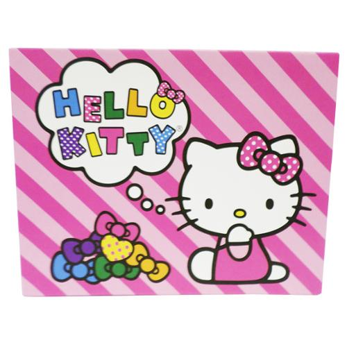 Hello Kitty Large Pink Jewelry Box Walmartcom