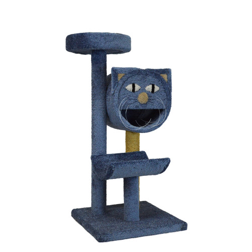 Molly And Friends 54 Bed Cave And Cradle Cat Tree