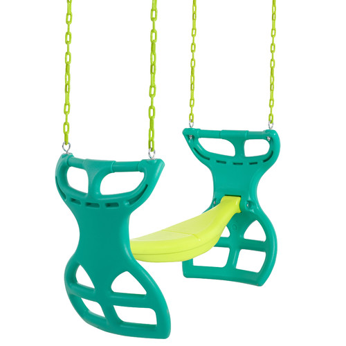 Swingan Glider Swing with Chains and Hooks