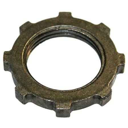 Engine Locknut (Briggs-Stratton Parts 261409 LOCKNUT MUFF Briggs & Stratton Engine BS-261409)