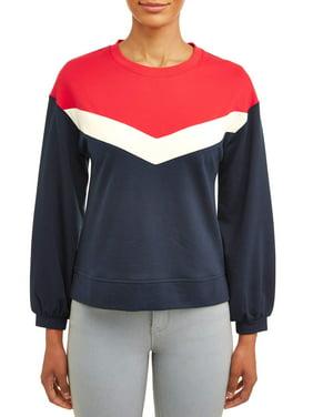 Women's Chevron Sweatshirt