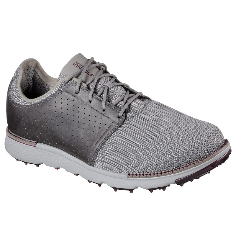Skechers Performance Men's Go Golf Elite 3 Approach Golf Shoe,Charcoal,12 M US