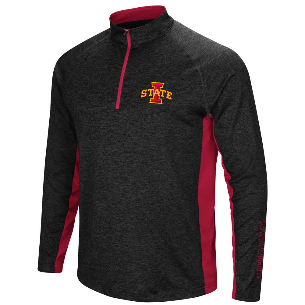 Iowa State Cyclones Colosseum Upstart 1/4 Zip Windshirt