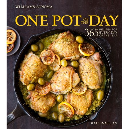 One Pot of the Day (Williams-Sonoma) : 365 recipes for every day of the year](Williams Sonoma Halloween)