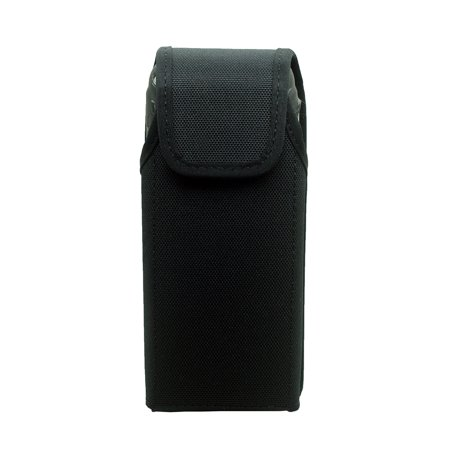 Heavy Duty Nylon Swivel Pouch (Heavy Duty Nylon Pouch for the Kyocera DuraTR E4750 by Wireless)