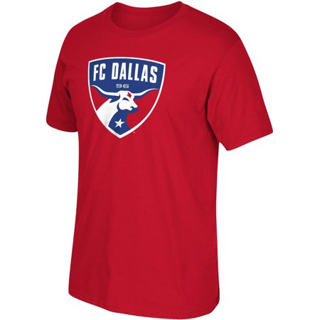 MLS-FC Dallas-Men's-Logo Tee (Mls Vomax Dallas)