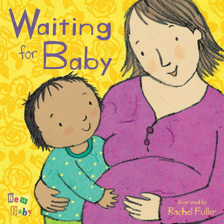 Waiting for Baby (Board Book)