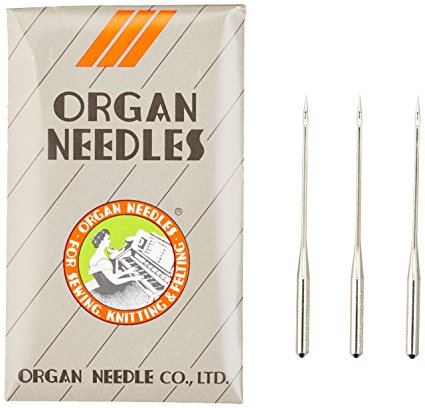 Organ Sewing Machine Needles Count 100 Size 12