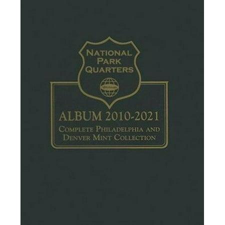 (National Park Quarters Album : Complete Philadelphia and Denver Mint Collection)