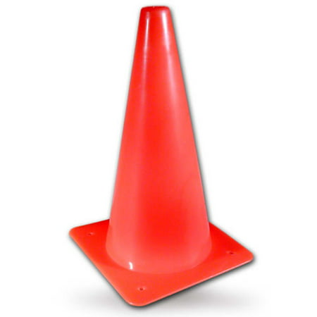 Cannon Sports 12-inch Orange Boundary Cone