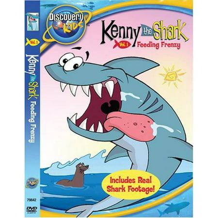 Kenny The Shark Halloween (Kenny The Shark, Volume 1: Feeding Frenzy (Full)