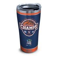 NCAA Virginia Cavaliers 2019 NCAA Basketball Champions 20 oz Stainless Steel Tumbler with lid