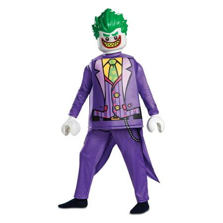 LEGO Movie Joker Deluxe Child Costume](Joker Costumes)