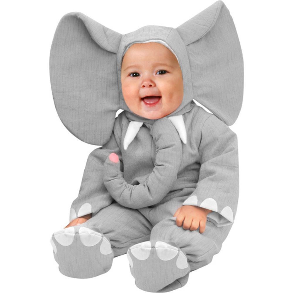 Infant Heirloom Elephant Costume