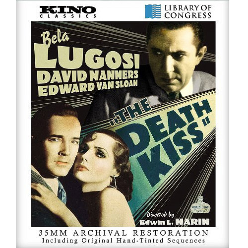 The Death Kiss (1932) (Full Frame)