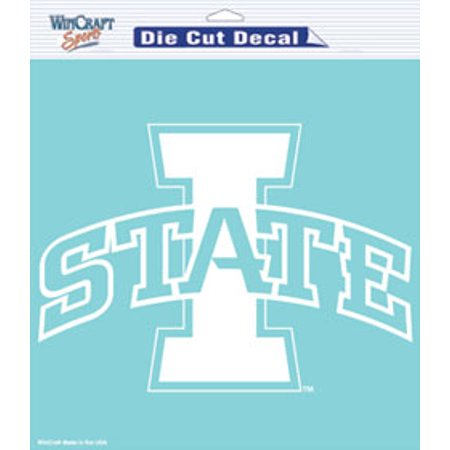 Iowa Decal Set (Iowa State Cyclones Die-Cut Decal - 8