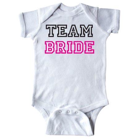 Team Bride Infant Creeper (Bride Onesie)