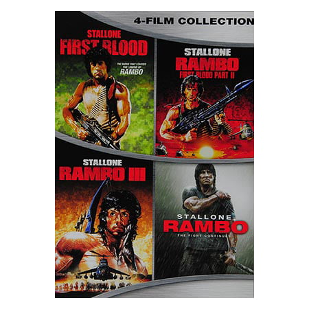 Rambo: First Blood / Rambo: First Blood, Part 2 / Rambo III / Rambo (Crywolf The Home We Made Part 2)