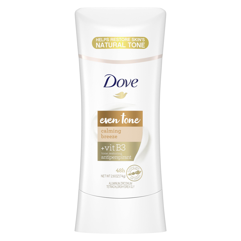 Dove Even Tone Calming Breeze 48-Hour Antiperspirant & Deodorant Stick - 2.6oz