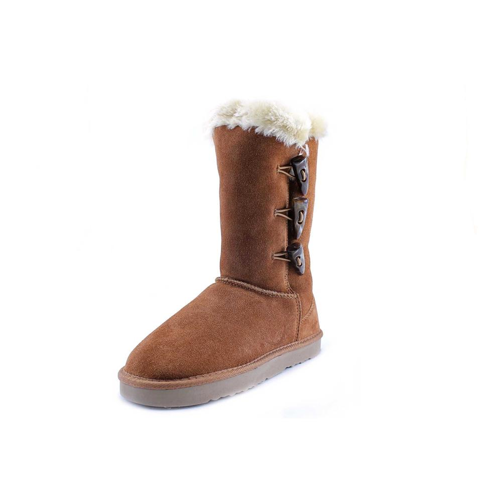 Style & Co Bellaa Round Toe Suede Winter Boot by Winter Boots