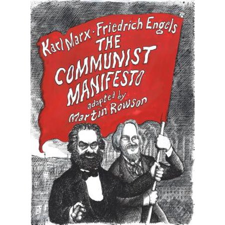 680f8103565130 The Communist Manifesto : A Graphic Novel - Walmart.com