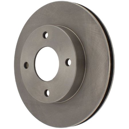 Go-Parts OE Replacement for 1990-1992 Nissan Stanza Front Disc Brake Rotor for Nissan Stanza (GXE)