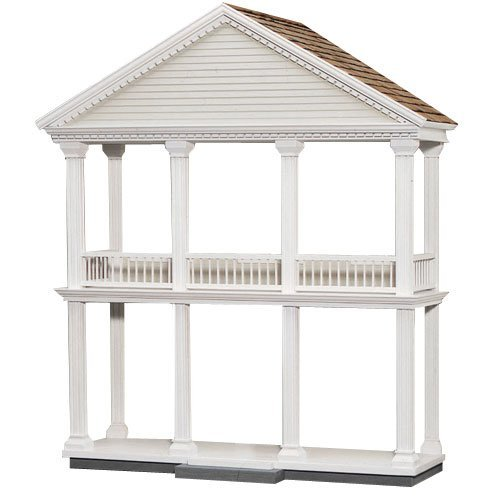 Real Good Toys Simplicity Plantation Porch Kit - 1 Inch Scale