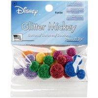 Dress It Up Licensed Embellishments, Disney Glitter Mickey