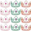Tiaras - Party Favors, Costume Dress Up for Girls - Princess Party Supplies by Funny Party Hats
