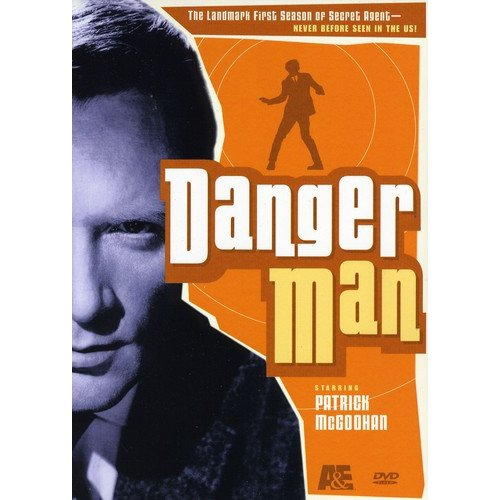 Image of danger man - the complete first season