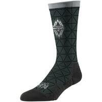 Vancouver Whitecaps FC Crew Socks - Black