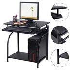 Comfort Products Stanton Computer Desk With Pullout