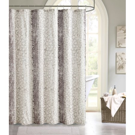luxury home bahati shower curtain