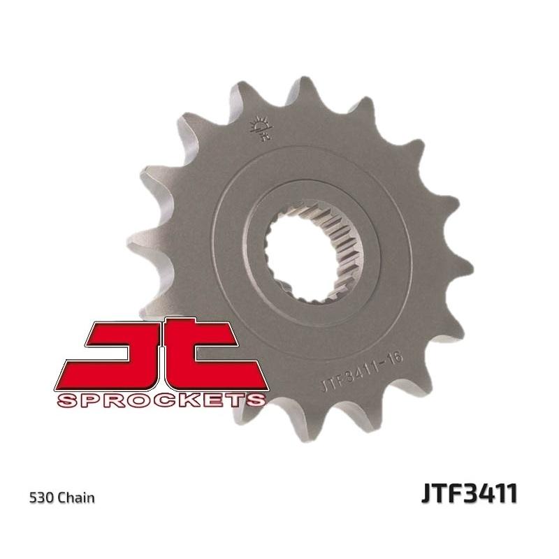 Front /& Rear Steel Sprocket Kit for ATV//UTV CAN-AM DS650 2002-2003