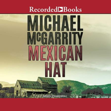 Mexican Hat - Audiobook - Detective Hats
