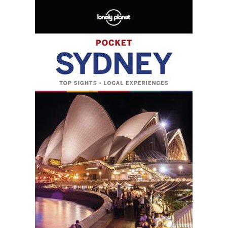 Travel guide: lonely planet pocket sydney - paperback: (P Sherman 42 Wallaby Way Sydney Australia)