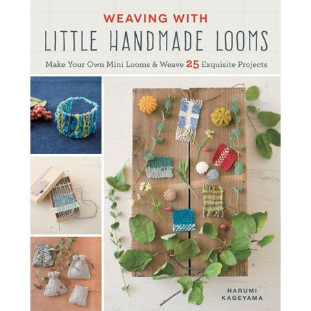 Halloween Hand Projects (Weaving with Little Handmade Looms : Make Your Own Mini Looms and Weave 25 Exquisite)