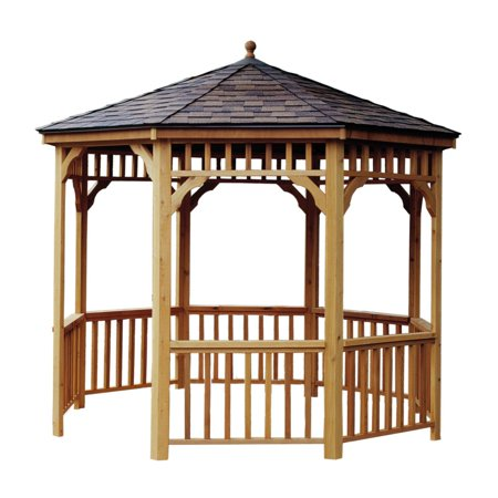 Handy Home San Marino 12 ft. Round Gazebo