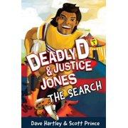 Deadly D and Justice Jones - eBook