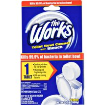 Toilet Cleaner: The Works