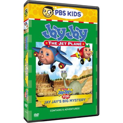 Jay Jay The Jet Plane Jay Jay S Big Mystery Walmart Com