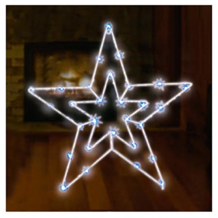 endura right lighting x12bwd1044tv christmas window